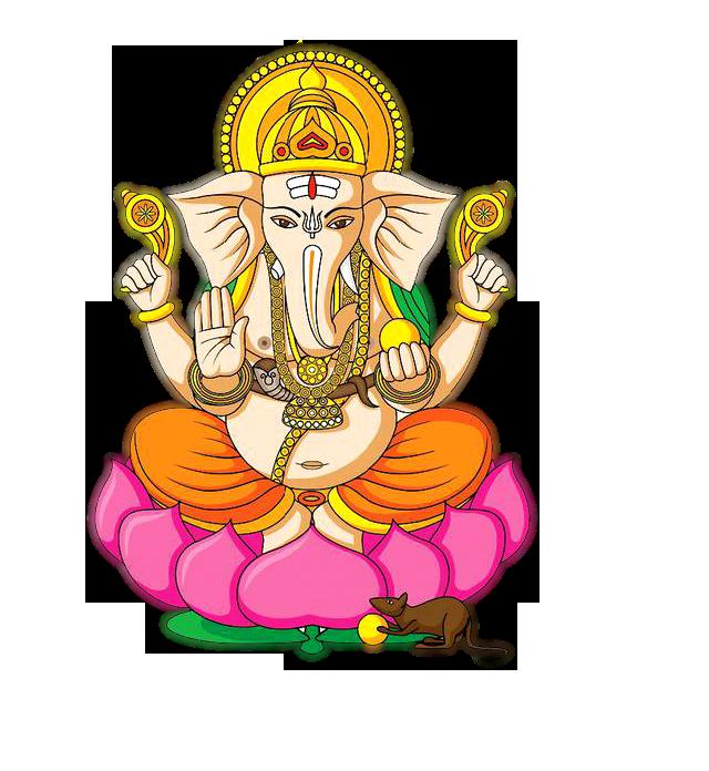 Gods clipart hinduism Hindu Hindu – Ganesh Art