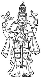 Gods clipart hinduism Free God Free Clipart Vishnu