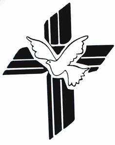 Gods clipart holy cross White Doves Free Dove Clipart