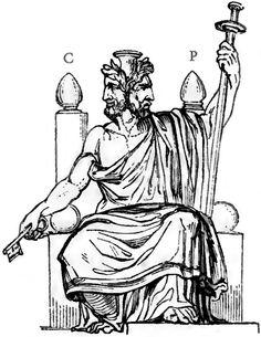 Gods clipart janus Janus Janus God Janus Roman