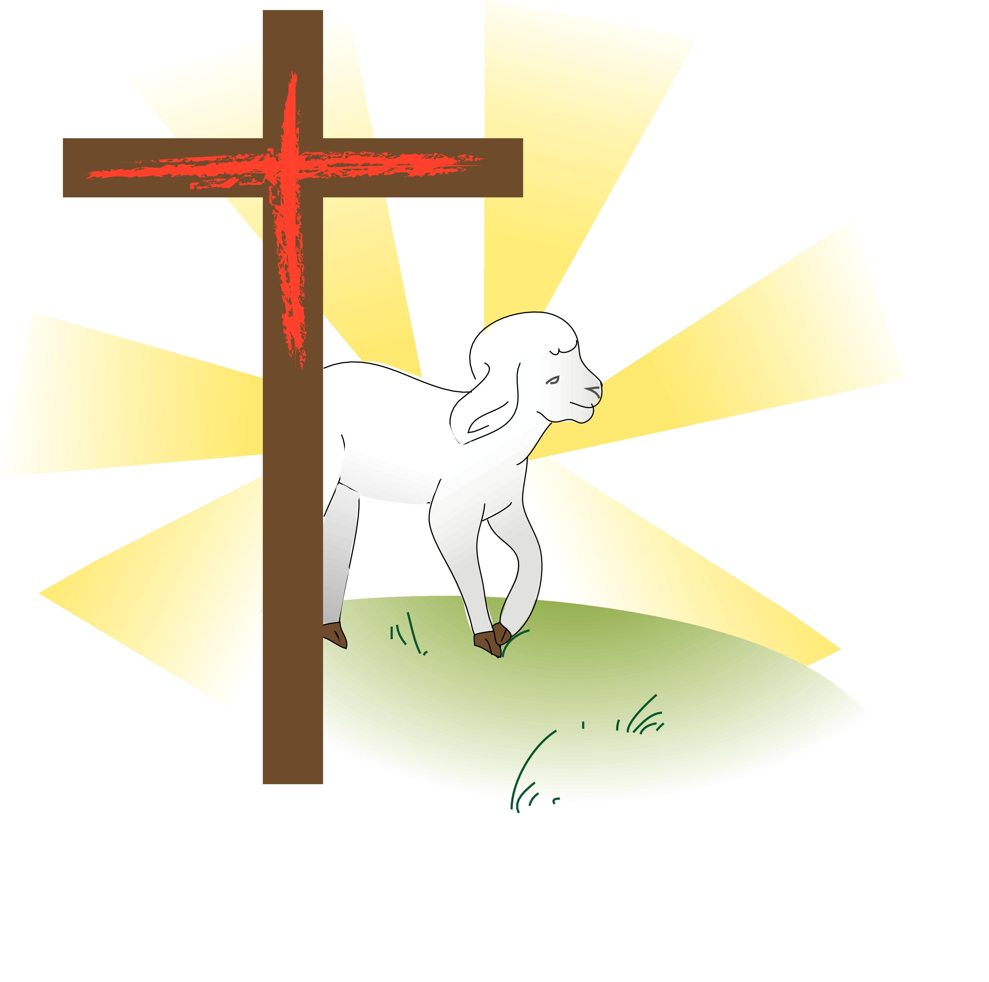 Gods clipart jesus Clipart God Free Lamb Clip