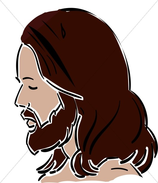 Gods clipart jesus face Jesus Jesus of Graphics Jesus