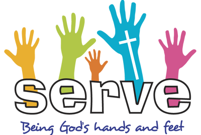 Gods clipart jesus hand Serving others Pie & Clipart