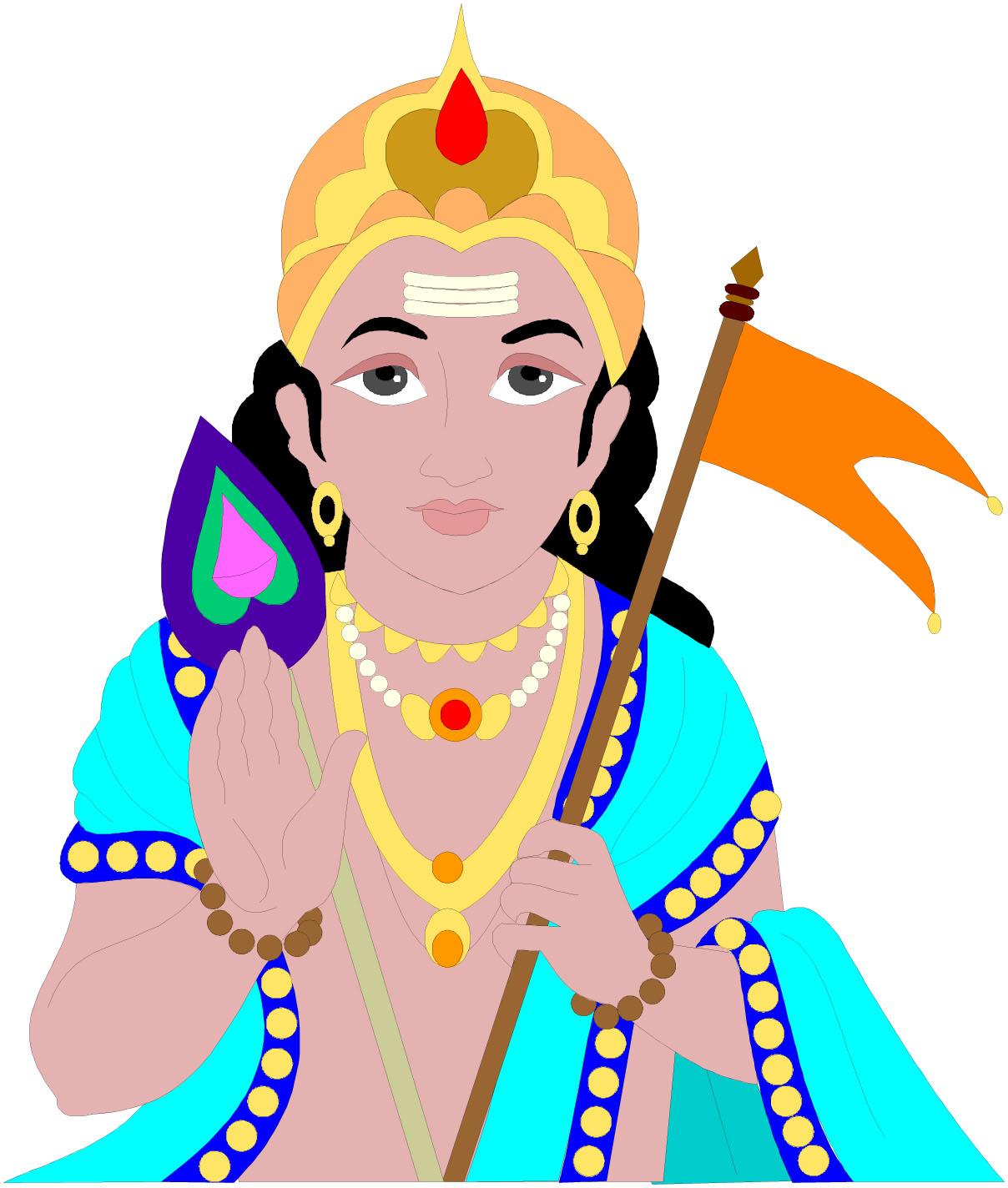 Gods clipart kartik Kartik Month Importance Maharaj Importance