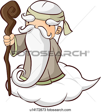 Gods clipart lightning Download #2 God drawings clipart