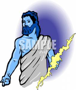 Gods clipart lightning Of with with Image: Image: