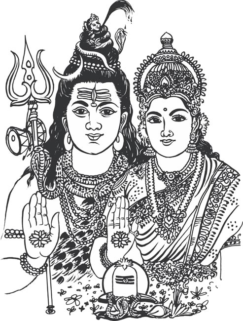 Gods clipart lord shiva Download Free God on Clipart