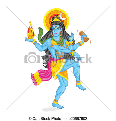 Gods clipart lord shiva Lord to  Shiva illustration