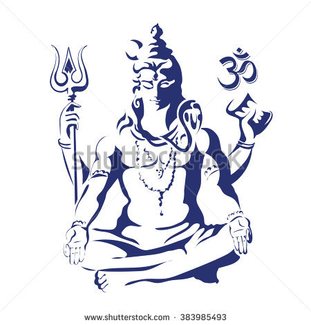 Gods clipart lord shiva God Shiva Royalty Lord Stock