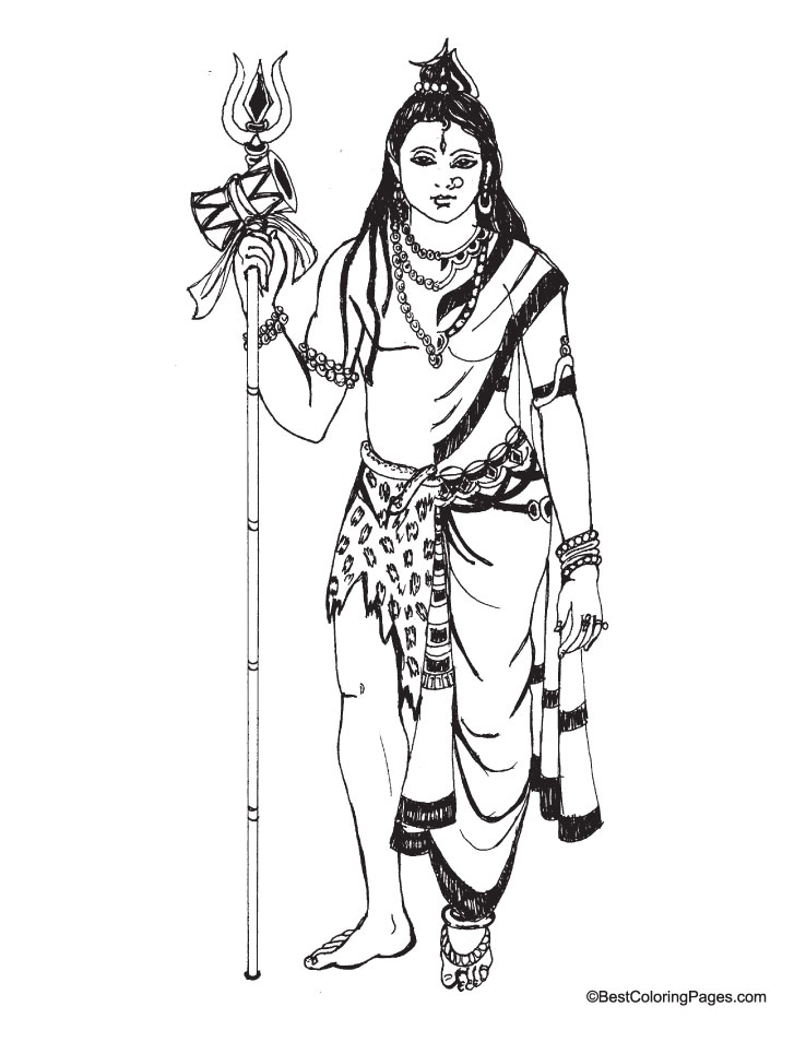 Gods clipart lord shiva Parvati suggestion Clipart Menu2Venue Shiva