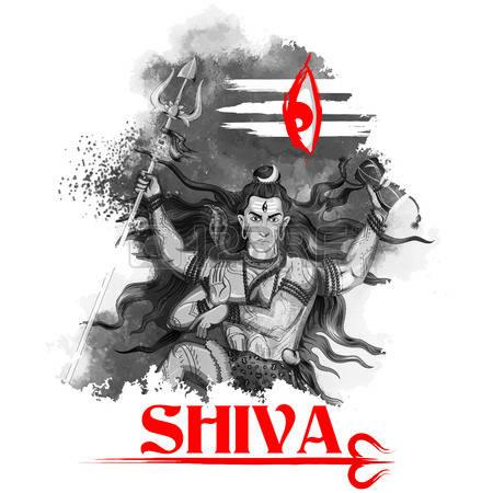 Gods clipart mahadev Shiva collection Stock Cliparts Mahadev