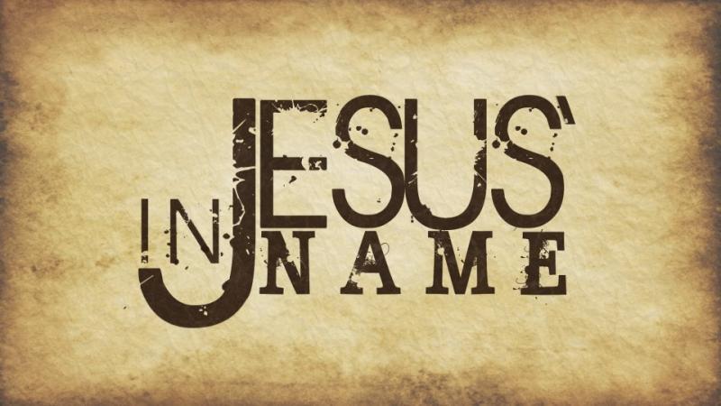 Gods clipart name jesus Free Clip Download WRITE Clip