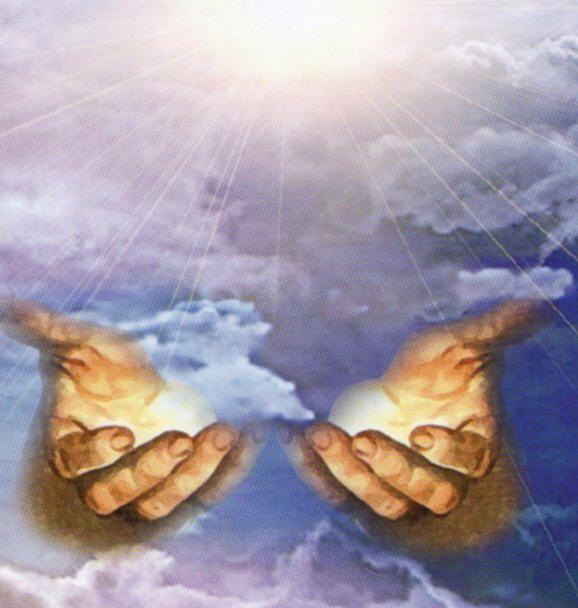 Gods clipart open hand Ideas Pinterest Walk open heart