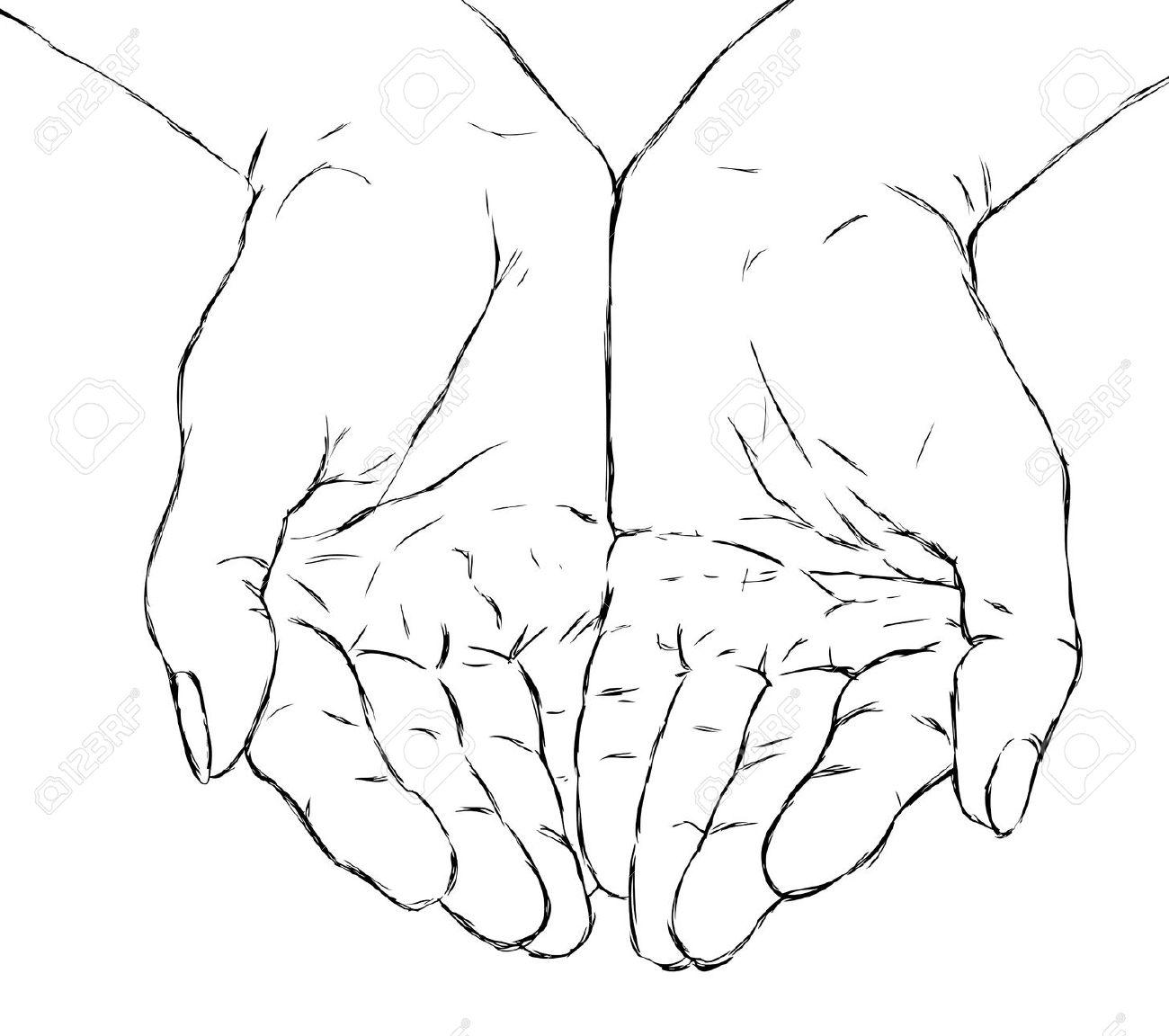 Gods clipart open hand Open Open Hands k