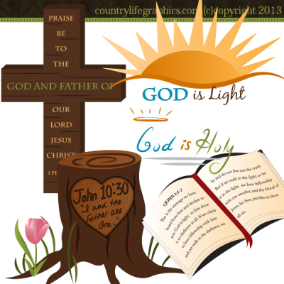 Gods clipart our father God Clip Art Free cross
