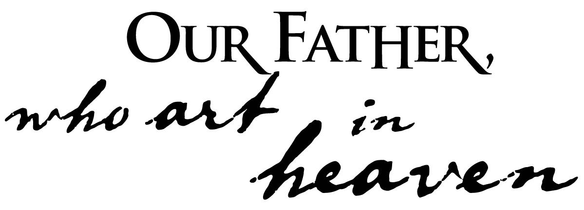 Gods clipart our father Church Free Clip Art Art