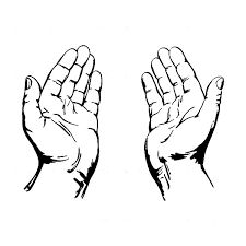 Gods clipart outstretched hand #7