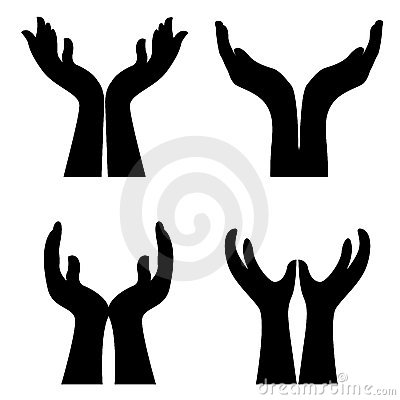 Gods clipart outstretched hand Clipart Free Images Of Hands