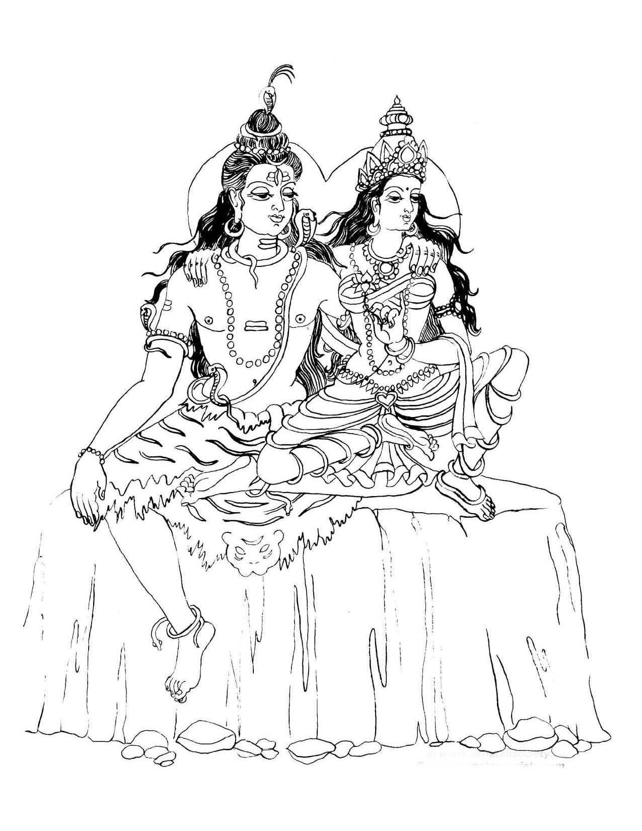 Gods clipart parvati Shiva  shiva_parvati_1 Parvati Gallery