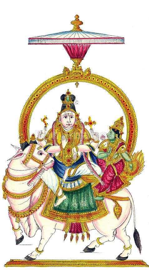 Gods clipart parvati And Hindu gods Images Parvati