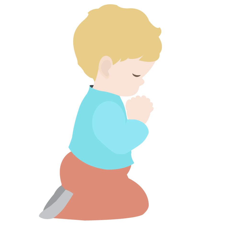 Little Boy clipart kid prayer Realize of # #God with