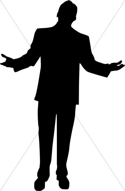 Gods clipart prayer hand Interacting God Prayer Prayer Man