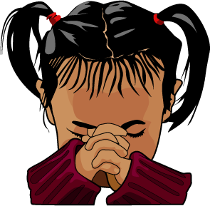 Gods clipart prayer time – at God be IN