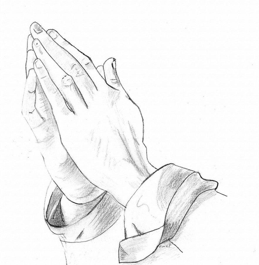 Gods clipart praying hand Praying Hands Clipartion Praying Drawings
