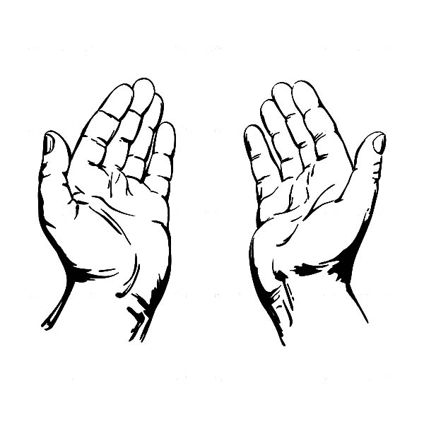 Gods clipart praying hand Lds clipart  free torch