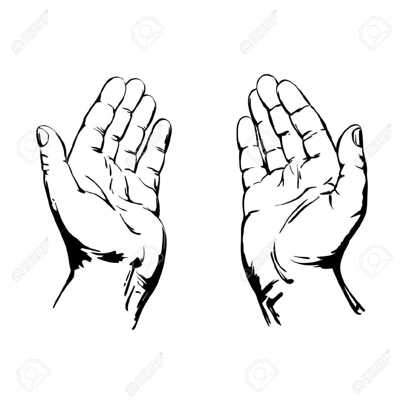 Gods clipart praying hand Praying clipart Clipart Free collection