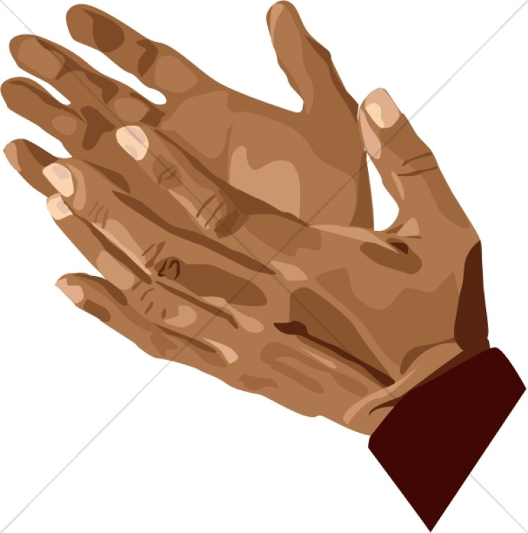 Gods clipart praying hand Sharefaith Hands Prayer Clipart Man