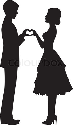 Gods clipart prom couple #11