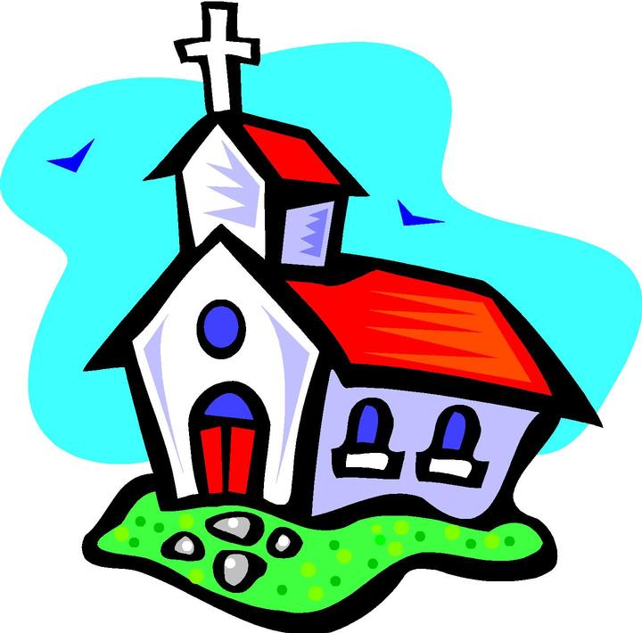 Religion clipart small church  Bible HAVE church Bible
