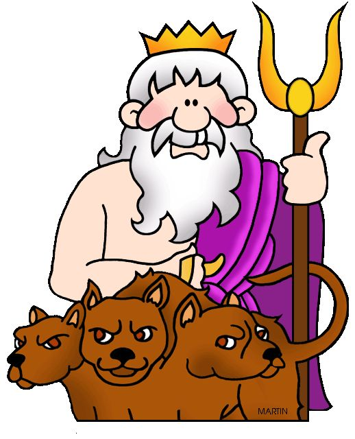 Ancient clipart greek god Roman name ideas  Hades