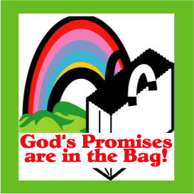 """Gods clipart promise To Bag"""" Here Your the"""