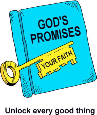Healing clipart promise The a Key Art word
