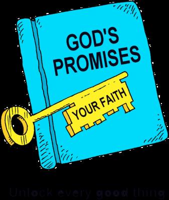 Gods clipart promise Promises Gods Faith A Key