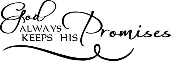 Gods clipart promise You that Anchored I that