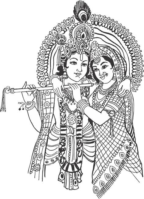Gods clipart radha krishna God Free Krishna Image Download