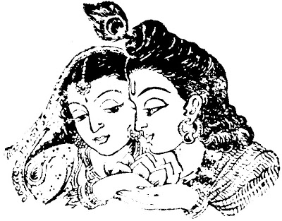 Indian clipart married God clip Free radha Can