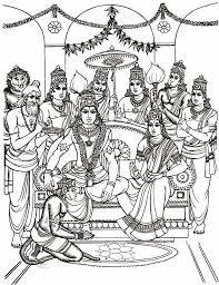 Gods clipart ram darbar Darbar and Best Sloka Ramayana's