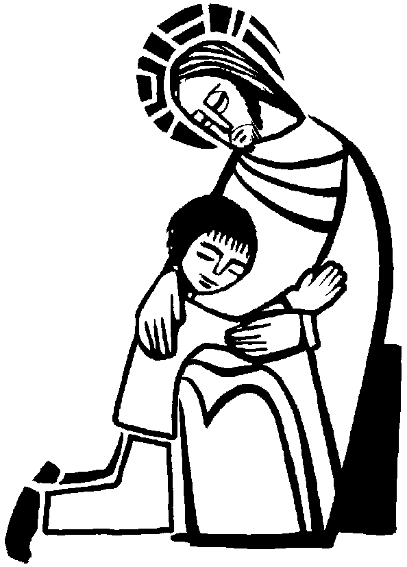 Healing clipart black and white Clipart Images Panda Free Reconciliation