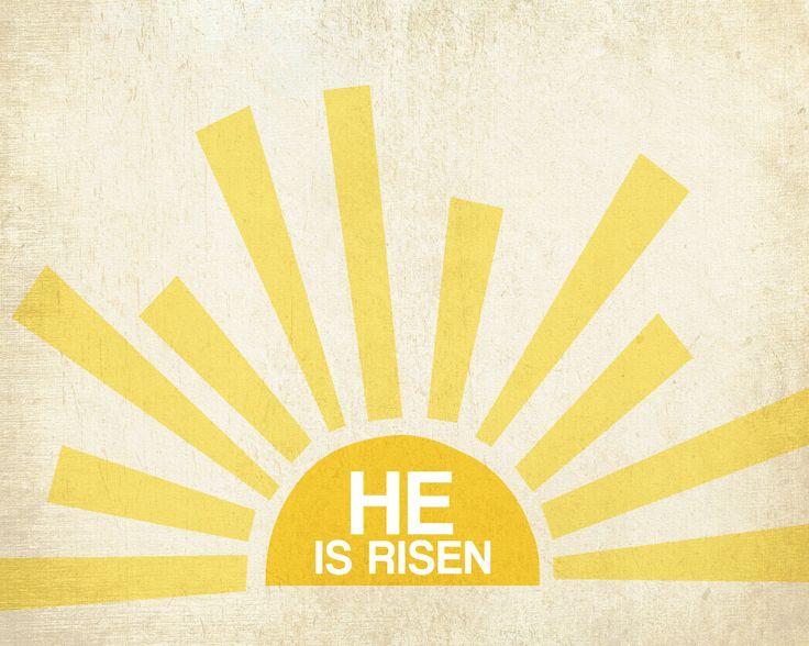 Gods clipart risen Printable canvas Risen (Try Best