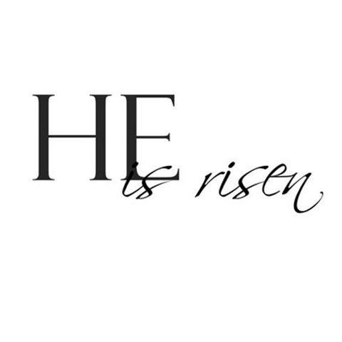 Gods clipart risen Clip He Risen And Art