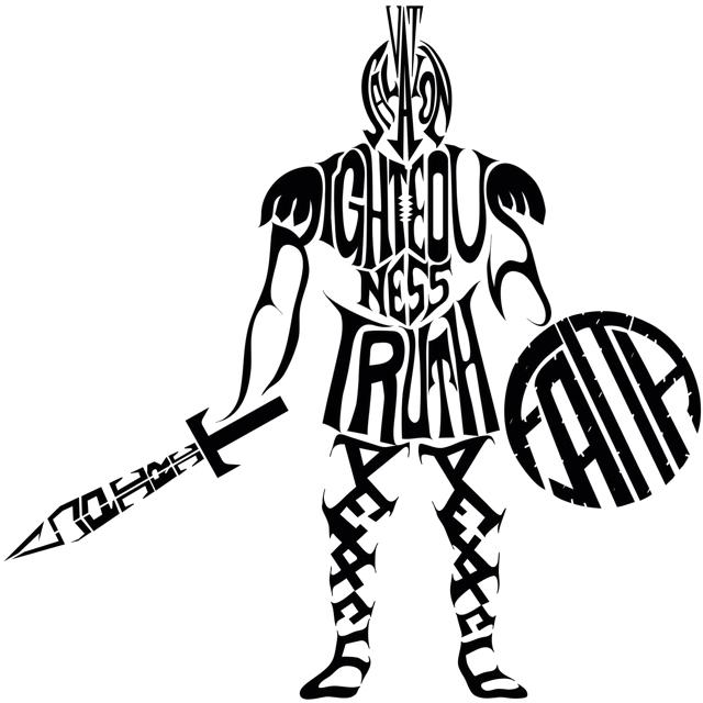 Drawn shield god is Art Armor of Full clipart
