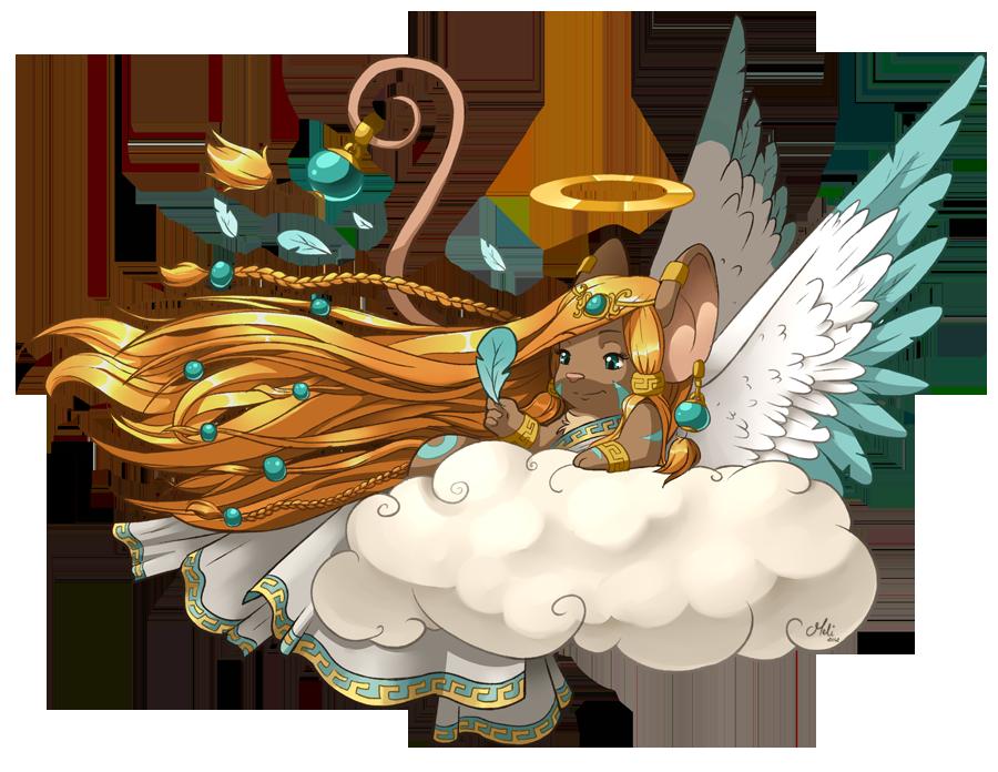 Gods clipart shaman Elisah Transformice Wikia Elisah powered