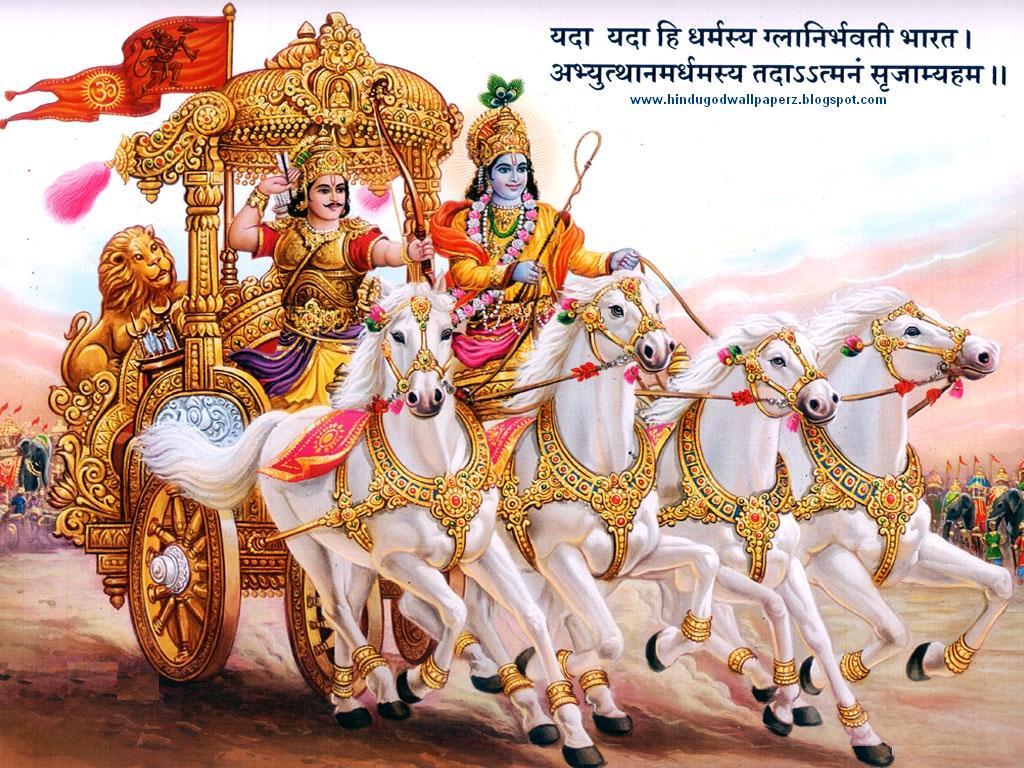 Gods clipart shri krishna Download Free Free Krishna Arjuna