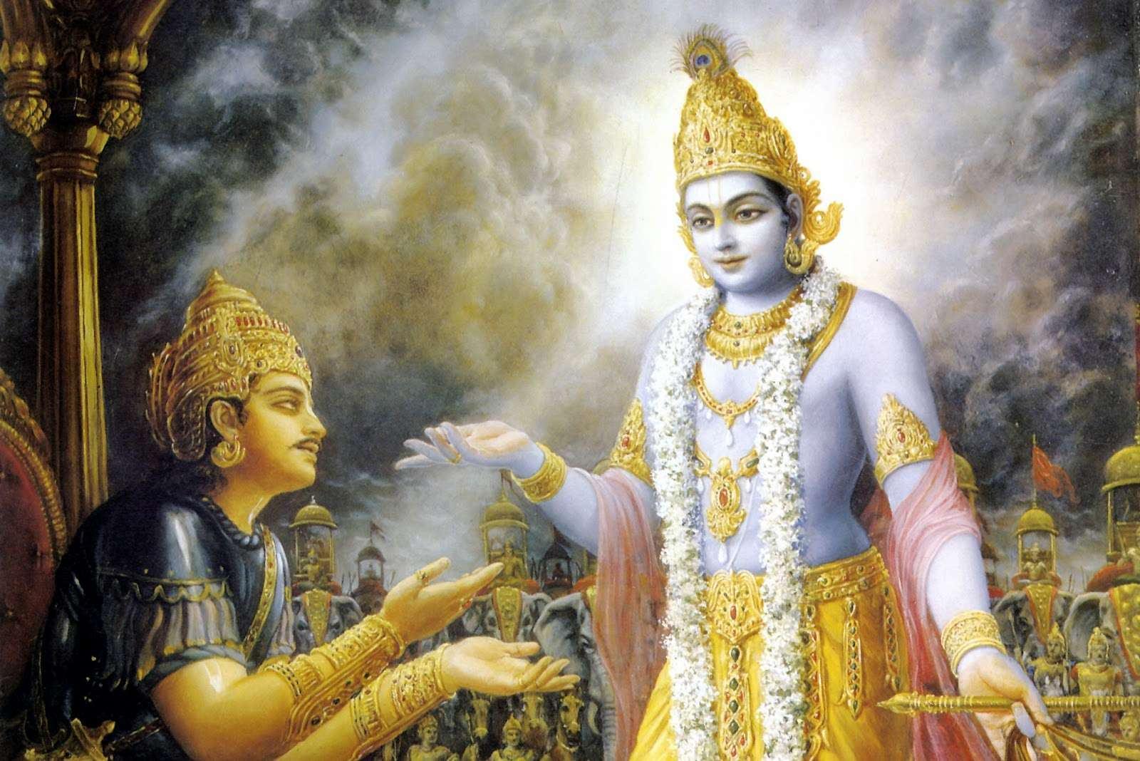 Gods clipart shri krishna Cliparts Clip Krishna Shri updesh
