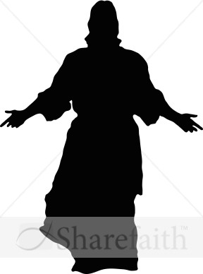 Gods clipart silhouette God Clipart Clipart Revealed Revealed