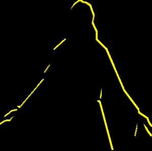 Gods clipart silhouette At Jesus Christ Jesus online